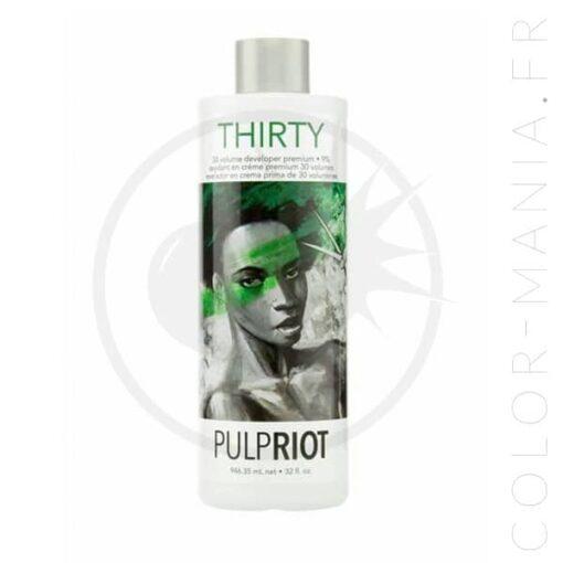Oxidant Cream Premium Developer 30 Volumes - Pulp Riot | Color-Mania