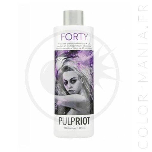 Crème Oxydante Premium Developer 40 volumes - Pulp Riot   Color-Mania