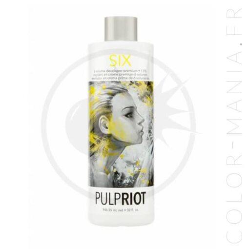 Crème Oxydante Premium Developer 6 volumes - Pulp Riot | Color-Mania