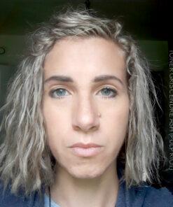 Merci Elodie :) Toner Permanent Gris Cendré Ash - Pulp Riot | Color-Mania