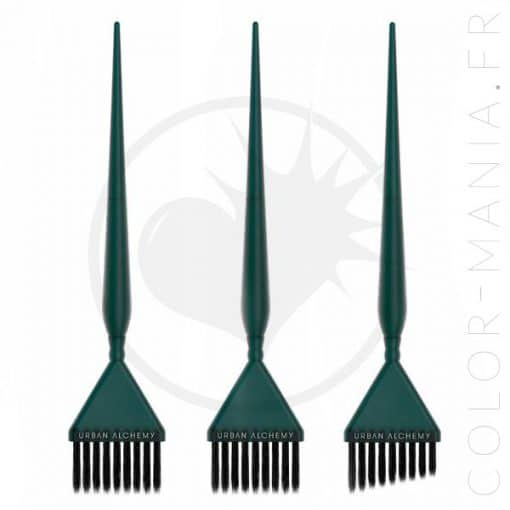 Kit 3 Pinceaux Coloration Professionnels Omni Brush Set - Urban Alchemy | Color-Mania
