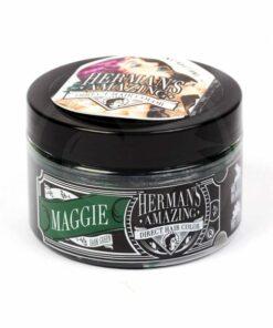 Pot de coloration cheveux vert Maggie Herman's Amazing