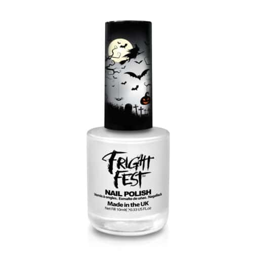 Vernis à Ongles Blanc Neige - Fright Fest | Color-Mania