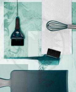 Pinceau Coloration Professionnel 2 en 1 Peak Brush - Urban Alchemy | Color-Mania