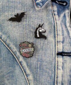 Pin Noctilio Black Bats | Color-Mania.fr