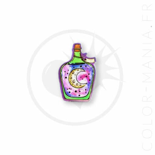 Pin's Potion de Lune | Color-Mania