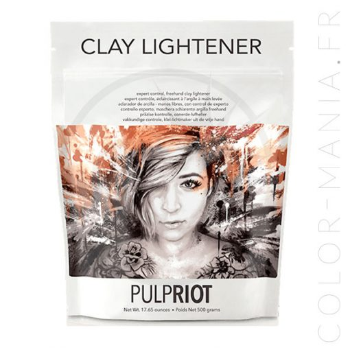 Poudre Décolorante Expert Control Clay Lightener - Pulp Riot | Color-Mania