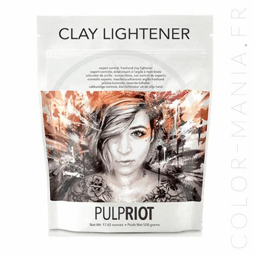Poudre Décolorante Expert Control Clay Lightener - Pulp Riot   Color-Mania