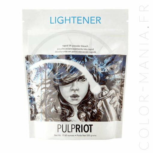 Poudre Décolorante Rapid Lift Lightener - Pulp Riot | Color-Mania