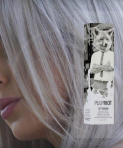 Toner Permanent Blanc Glacé Icy - Pulp Riot | Color-Mania
