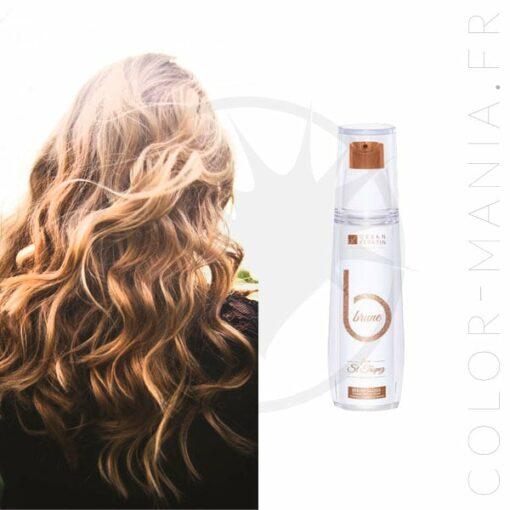 Sérum Gloss Thermoprotecteur Brune 30 ml - Urban Keratin | Color-Mania