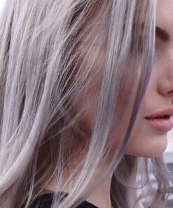 Toner permanente grigio chiaro argento - Ripple polpa | Color-Mania