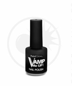 Vernis à Ongles Noir - Paintglow | Color-Mania.fr