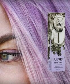 Toner permanente viola - Ripple di polpa | Color-Mania