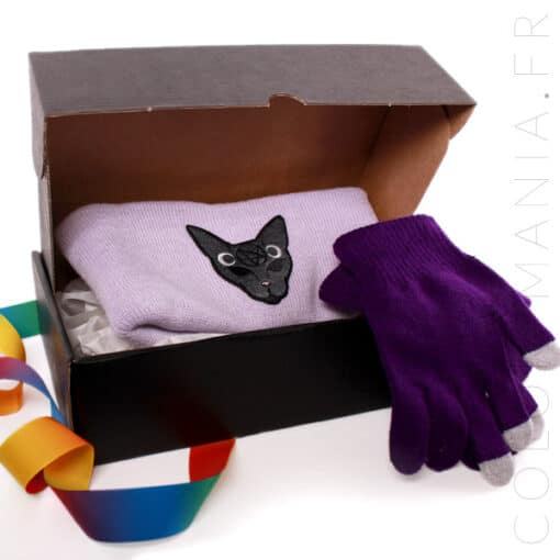 Gift Box Color-Mania: presentazione di esempio