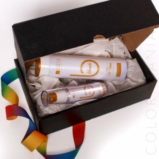 Grande Boite Cadeau Color-Mania : Exemple de présentation