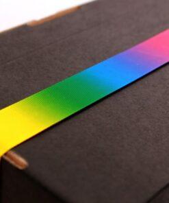 Grande Boite Cadeau Color-Mania : Dos de la boite
