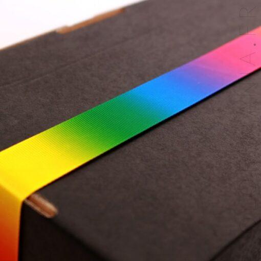 Big Gift Box Color-Mania: retro della scatola