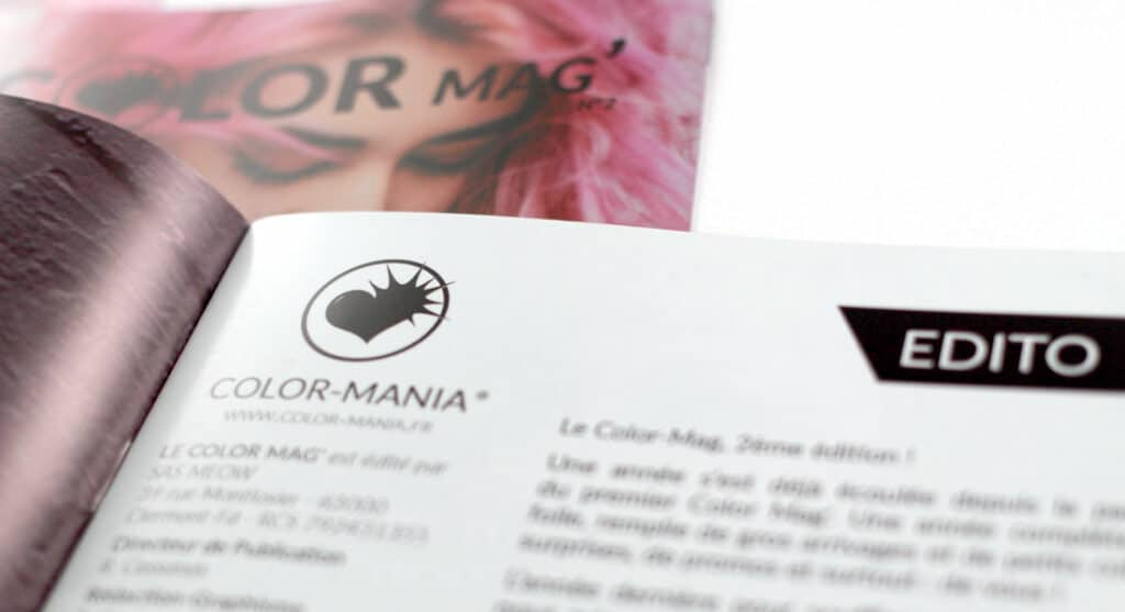 Magazine Color Mag'