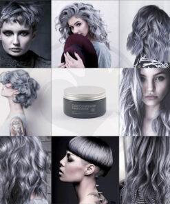 Cuidado repigmentante Intense Gray Ash Silver | Color-Mania