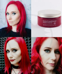 Soin Repigmentant Rouge Intense Cherry Red | Color-Mania
