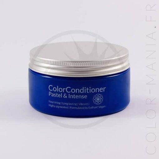 Pot soin repigmentant cheveux bleu intense