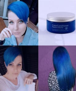 Soin Repigmentant Bleu Intense Royal Blue | Color-Mania