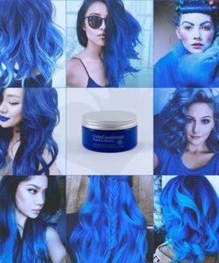 Soin Repigmentant Bleu Intense Royal Blue | Color-Mania