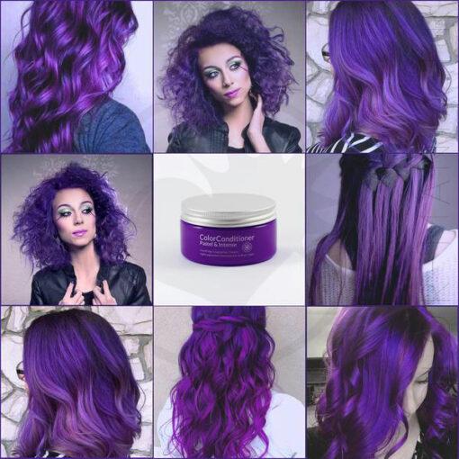 Soin Repigmentant Violet Intense Purple | Color-Mania