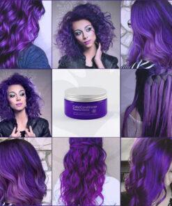 Repigmenting Purple Intense Purple | Color-Mania