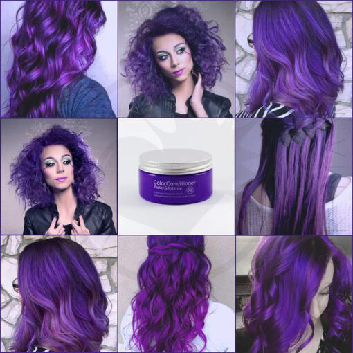 Soin Repigmentant Violet Intense Purple | Color-Mania