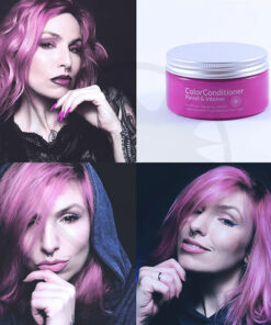 Repigmenting Rose Pastel Cotton Candy Pink | Color-Mania