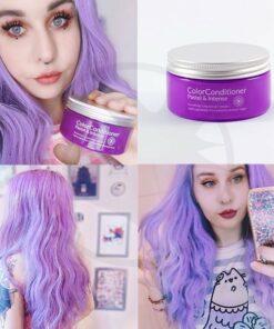 Lavender Purple Pastel Repigmenting Pflege | Farblich Mania