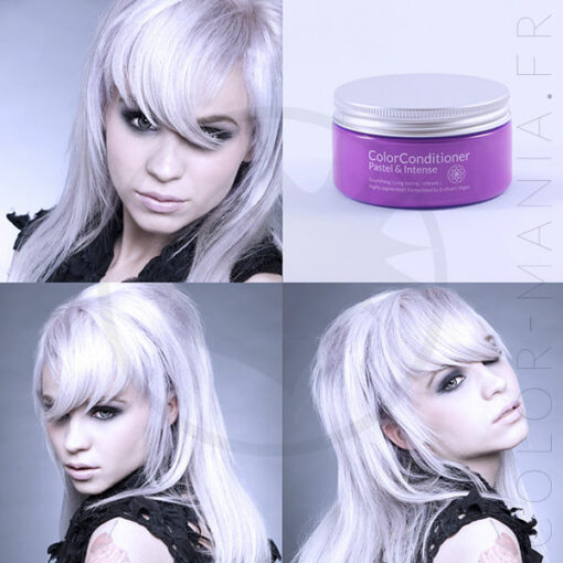 Soin Repigmentant Blanc Pastel Lavender White | Color-Mania