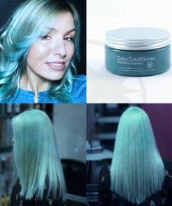 Pasty Turquesa Repigmenting Care Minty Teal | Color-Mania