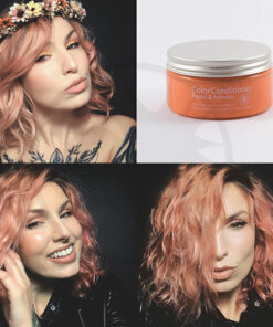 Repigmenting Coral Pastel Peachy Orange | Color-Mania