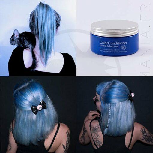 Soin Repigmentant Bleu Pastel Silver Blue | Color-Mania