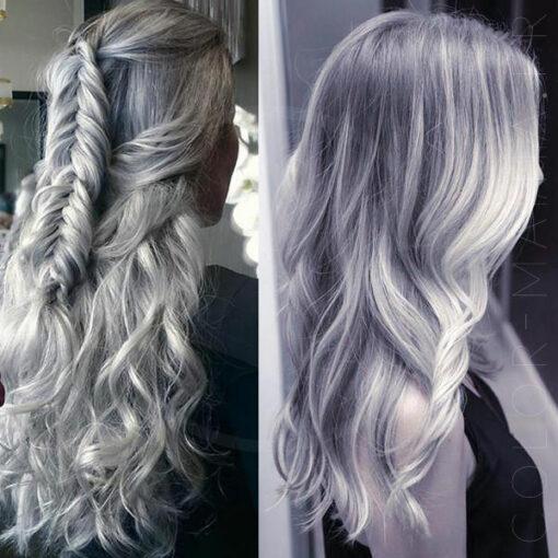 Repigmenting Gray Pastel Grey Gray | Color-Mania
