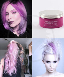 Ripigmenting Rose Pastel Silver | Color-Mania