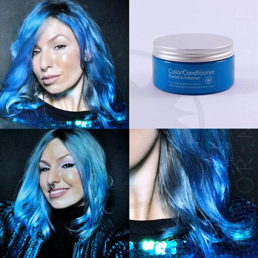 Soin Repigmentant Bleu Pastel Sky Blue   Color-Mania