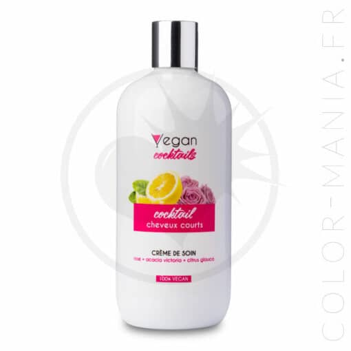 500 Short Hair Care Cream ml - Cocktail vegani | Color-Mania
