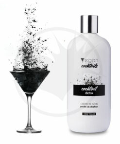 Crème de Soin Detox 500 ml - Vegan Cocktails | Color-Mania