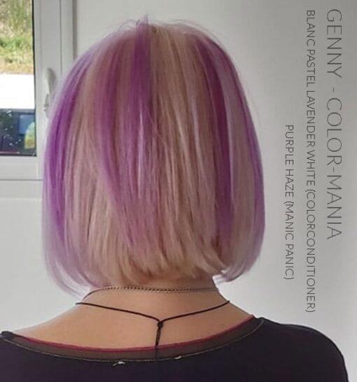 Merci Genny :) Soin Repigmentant Blanc Pastel Lavender White | Color-Mania