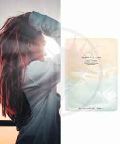 Maschera per la rigenerazione dei capelli - Alchimia urbana | Color-Mania
