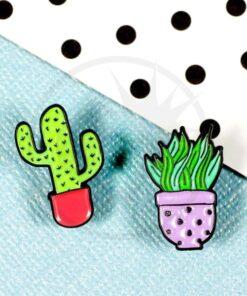 Duo de pin's cactus Punky Pin's