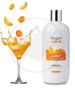 Shampoo capelli ricci 500 ml - Cocktail vegani | Color-Mania
