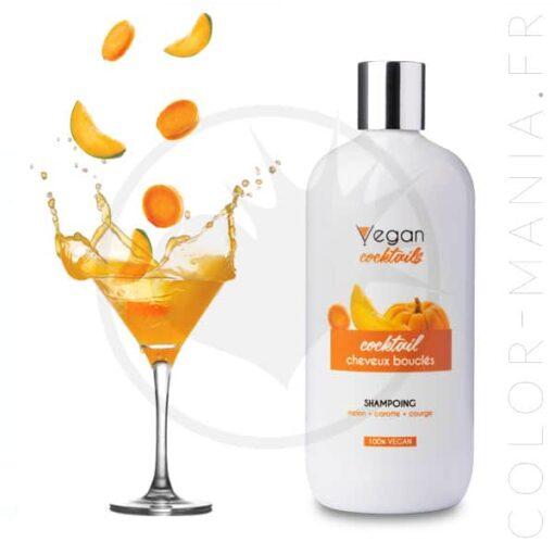 Shampoing Cheveux Bouclés 500 ml - Vegan Cocktails | Color-Mania