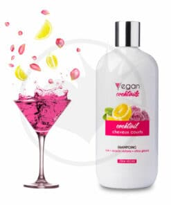 Shampoing Cheveux Courts 500 ml - Vegan Cocktails | Color-Mania