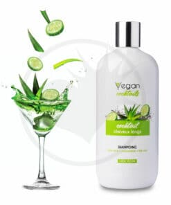 Shampoo capelli lunghi 500 ml - Cocktail vegani | Color-Mania