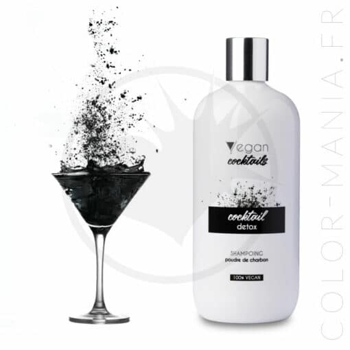 Shampoo disintossicante 500 ml - Cocktail vegani | Color-Mania